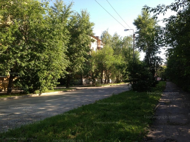 Адрес(а) на фотографии: Медицинский переулок, 7, Екатеринбург