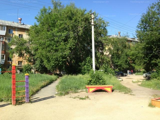 Адрес(а) на фотографии: улица XXII Партсъезда, 16, 18, Екатеринбург