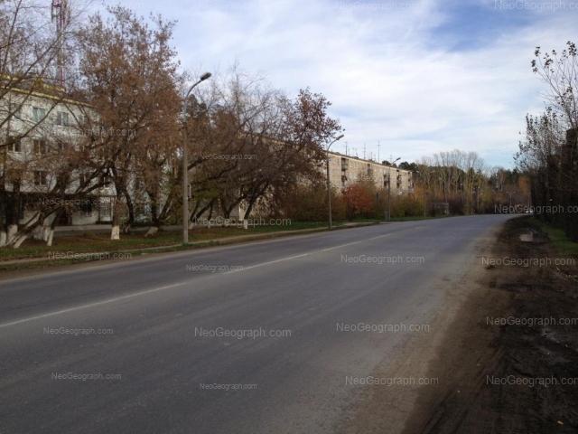 Адрес(а) на фотографии: Трактовая улица, 5, 7, Екатеринбург