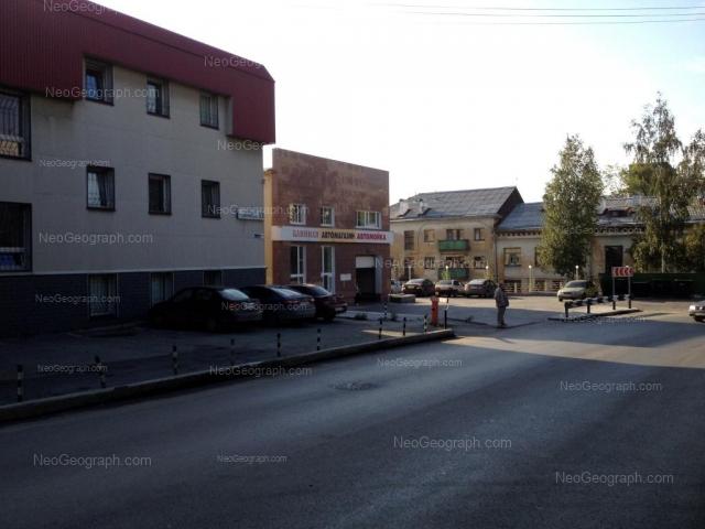 Адрес(а) на фотографии: Студенческая улица, 33, 35, Екатеринбург