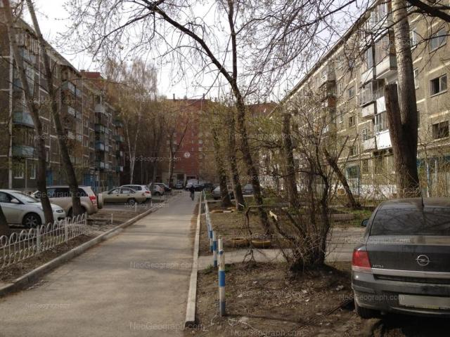 Адрес(а) на фотографии: Посадская улица, 54, 56/1, Екатеринбург