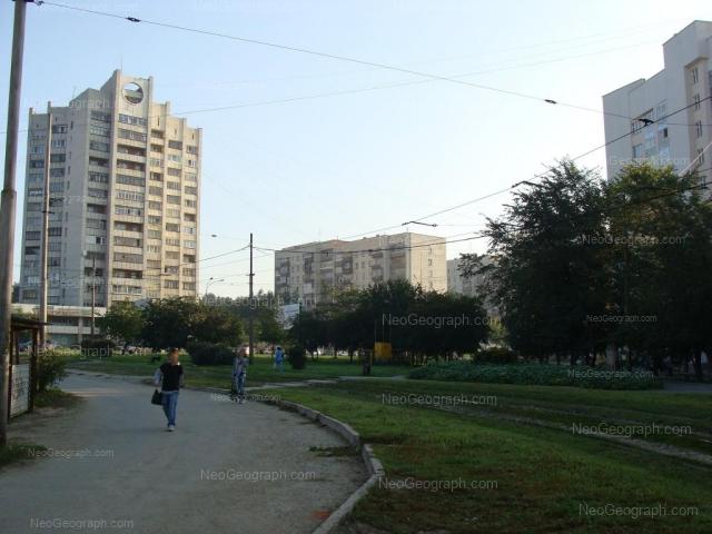 Адрес(а) на фотографии: Белореченская улица, 1А, Екатеринбург