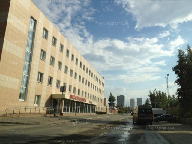 Адрес(а) на фотографии: Шувакишская улица, 2, Екатеринбург