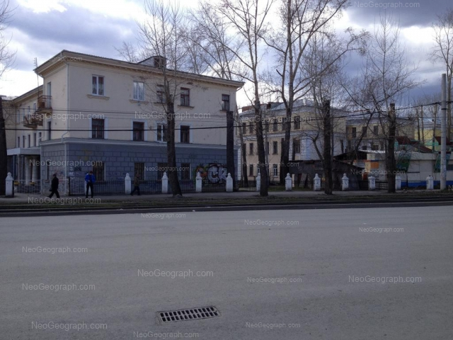 Адрес(а) на фотографии: Соликамская улица, 2, 4, Екатеринбург
