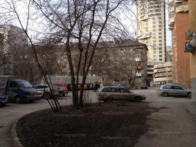 Адрес(а) на фотографии: Красный переулок, 4А, 8А, Екатеринбург