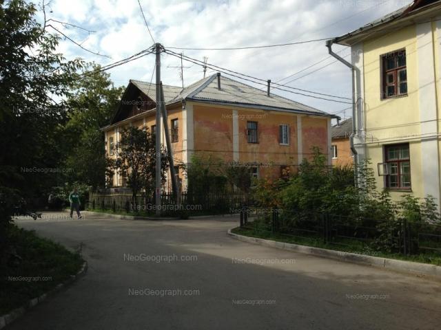 Адрес(а) на фотографии: Заводская улица, 15 к2, Екатеринбург