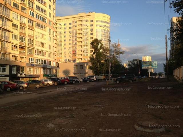 Адрес(а) на фотографии: улица Шейнкмана, 73, 75, Екатеринбург