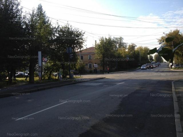 Адрес(а) на фотографии: Студенческая улица, 23, Екатеринбург