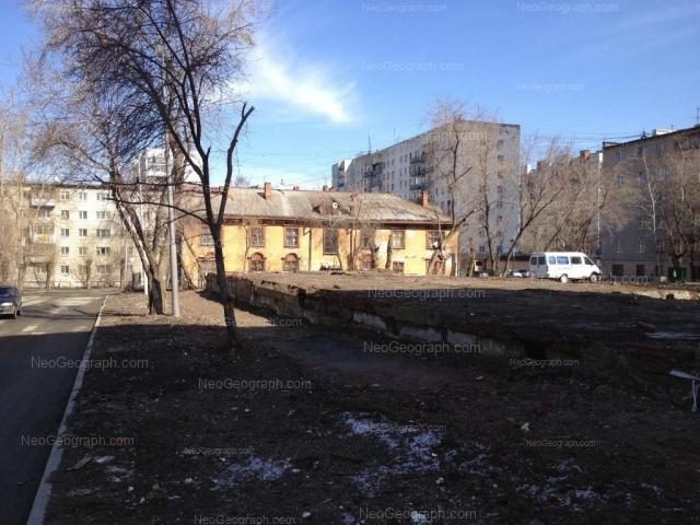 Адрес(а) на фотографии: улица Папанина, 5, 7/1, 14, 16, Екатеринбург