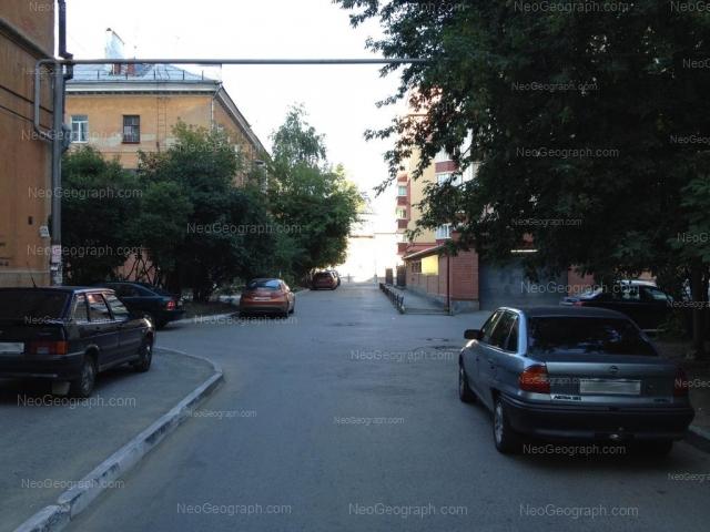 Адрес(а) на фотографии: улица Бажова, 43, 47А, 51, 53, Екатеринбург