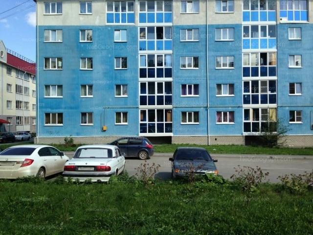 Адрес(а) на фотографии: Селькоровская улица, 16, Екатеринбург