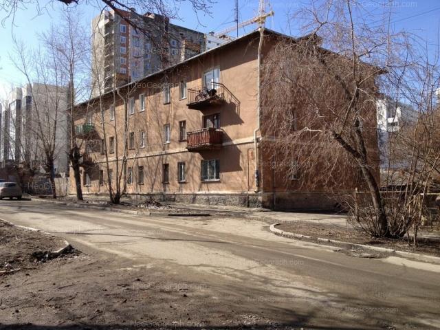 Адрес(а) на фотографии: улица Шевелёва, 5, 11, Екатеринбург