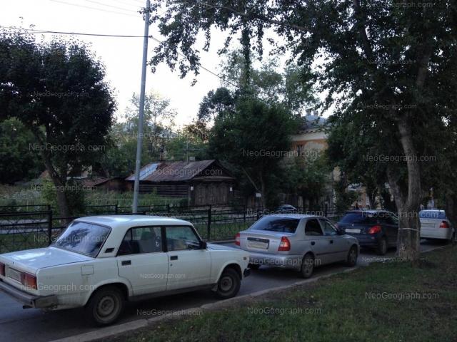 Адрес(а) на фотографии: улица Бажова, 33, 35, 37, Екатеринбург