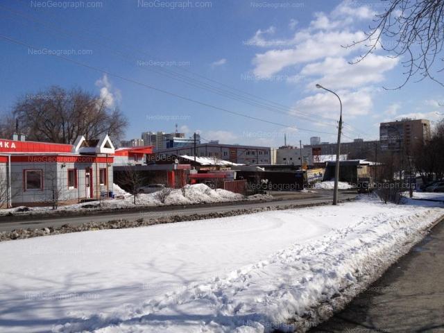 Адрес(а) на фотографии: Встречный переулок, 4, 8, 14, Екатеринбург
