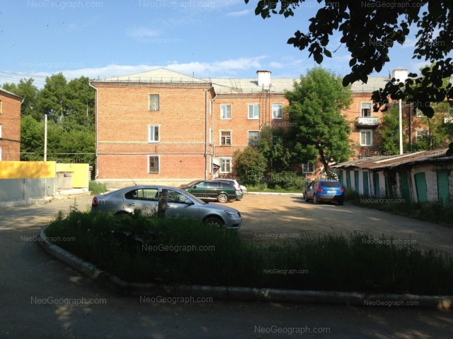 Адрес(а) на фотографии: улица Бакинских Комиссаров, 25, Екатеринбург