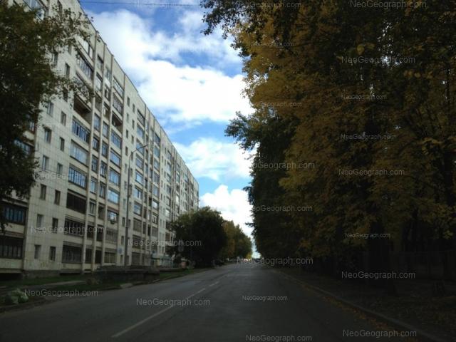 Address(es) on photo: Krasnoflotsev street, 15, Yekaterinburg