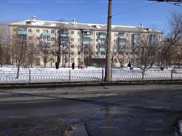 Адрес(а) на фотографии: Посадская улица, 37, 41, Екатеринбург