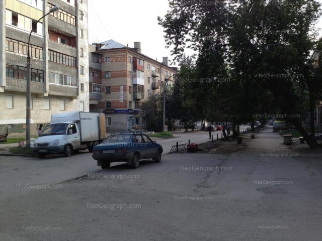 Адрес(а) на фотографии: улица Баумана, 49, 51, Екатеринбург