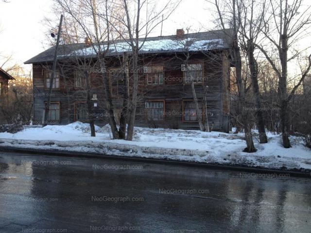 Адрес(а) на фотографии: Омская улица, 95, Екатеринбург