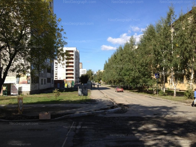 Адрес(а) на фотографии: улица Стачек, 44, 55, 57, Екатеринбург