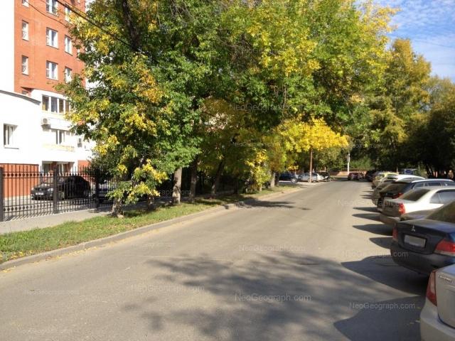 Address(es) on photo: Botanicheskaya street, 19, 23, Yekaterinburg
