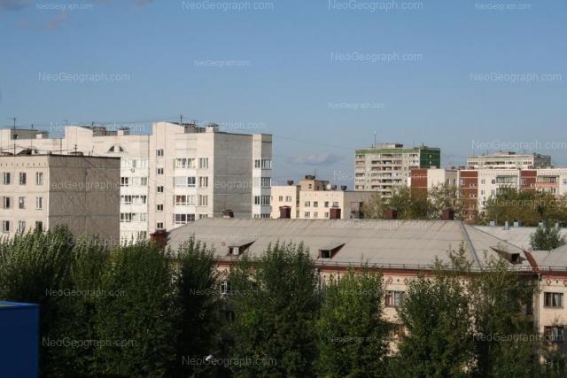 Адрес(а) на фотографии: улица Фонвизина, 2, 3, Екатеринбург