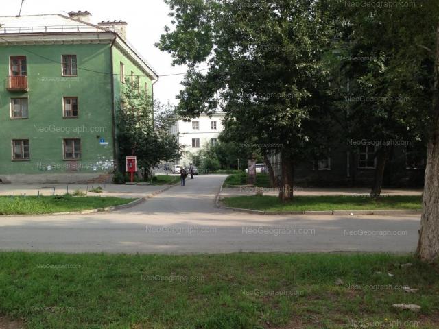 Адрес(а) на фотографии: Черноморский переулок, 3, 5, Екатеринбург