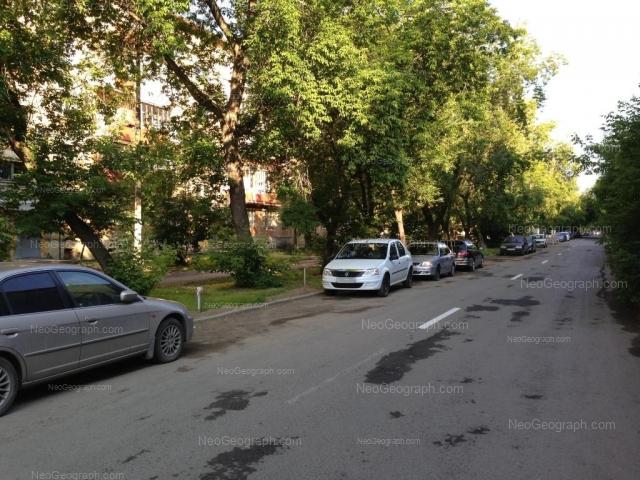 Адрес(а) на фотографии: улица Избирателей, 5, Екатеринбург