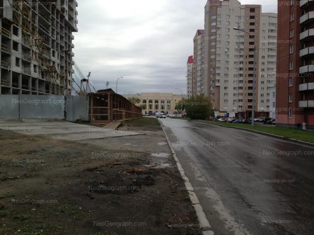 Адрес(а) на фотографии: улица Репина, 5, Екатеринбург