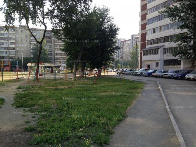 Адрес(а) на фотографии: улица Уральских Рабочих, 8, 10, 21, Екатеринбург