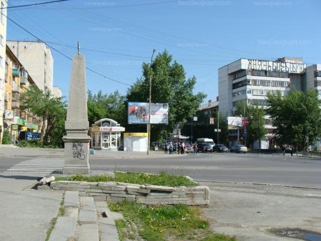 Адрес(а) на фотографии: Восточная улица, 21, 23, 166, 170, Екатеринбург