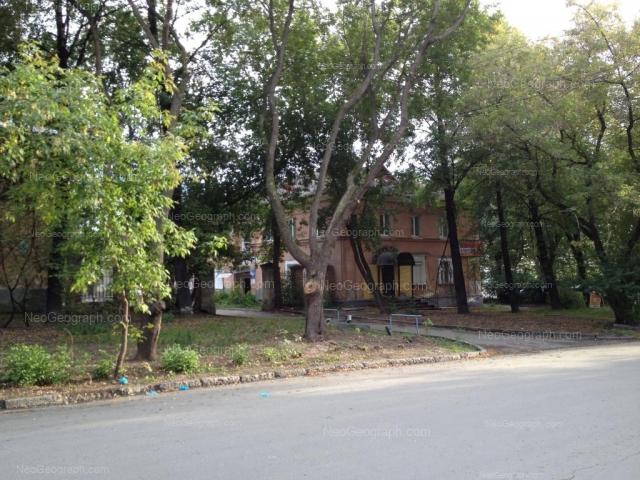 Address(es) on photo: Otdelniy lane, 2, Yekaterinburg
