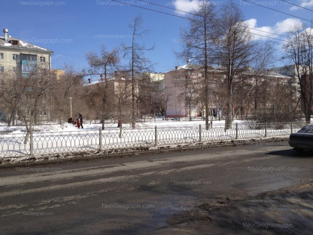 Адрес(а) на фотографии: улица Пальмиро Тольятти, 28А, Екатеринбург