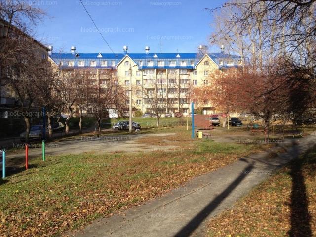 Адрес(а) на фотографии: улица Патриотов, 6 к1, 8, Екатеринбург