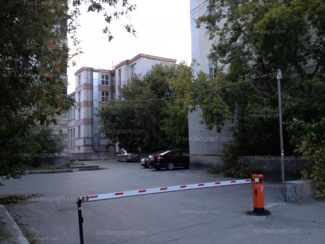 Адрес(а) на фотографии: Первомайская улица, 24А, Екатеринбург