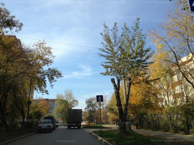 Адрес(а) на фотографии: Санаторная улица, 19, 22, Екатеринбург
