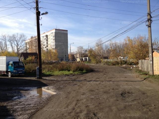 Адрес(а) на фотографии: улица Гаршина, 8б, Екатеринбург