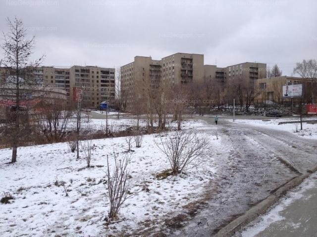 Address(es) on photo: Mashinistov street, 2, 4, 4А, 6, Yekaterinburg