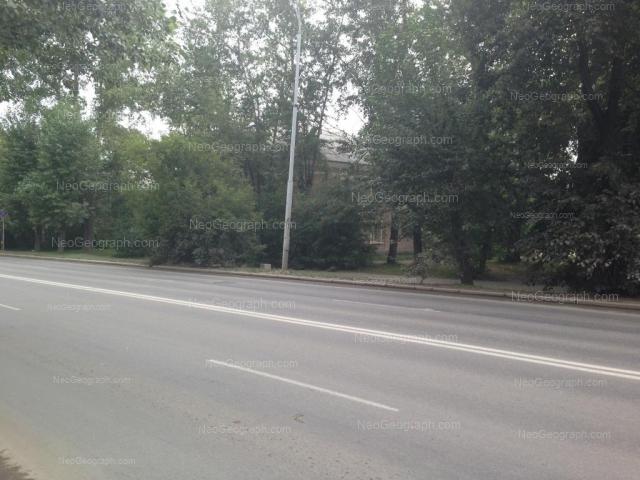 Адрес(а) на фотографии: Шефская улица, 26, Екатеринбург