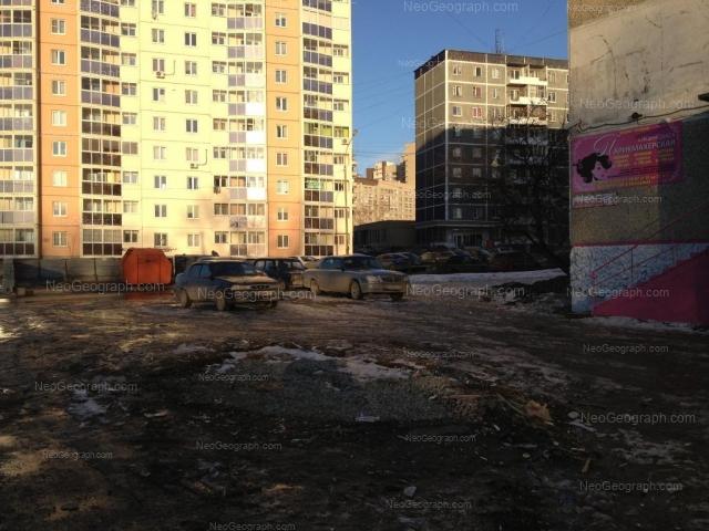 Адрес(а) на фотографии: улица Красина, 3, Екатеринбург