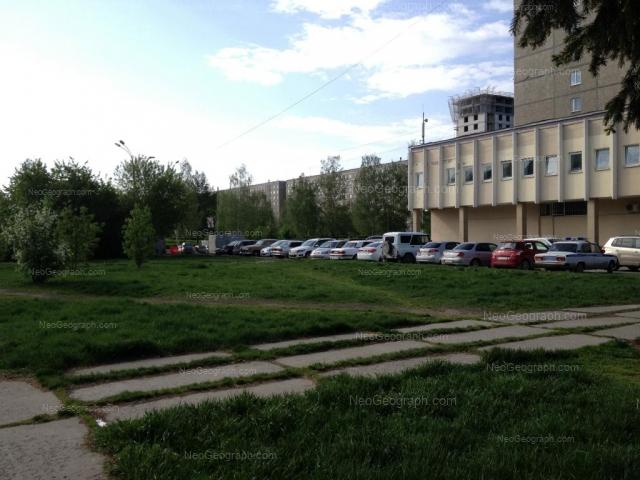 Адрес(а) на фотографии: проезд Решетникова, 2, Екатеринбург