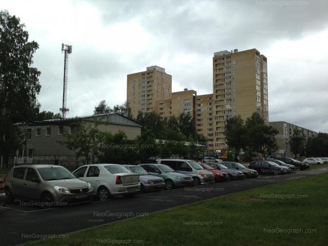 Address(es) on photo: Vosstaniya street, 110, 114а, Yekaterinburg