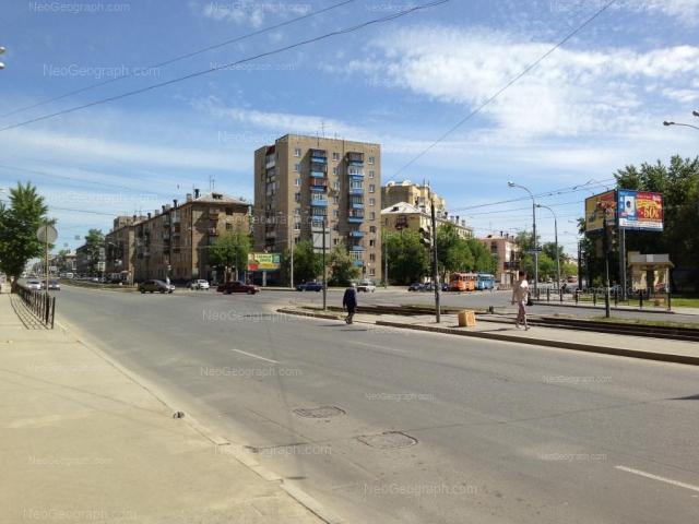 Адрес(а) на фотографии: Донбасская улица, 28, 32, 34, Екатеринбург