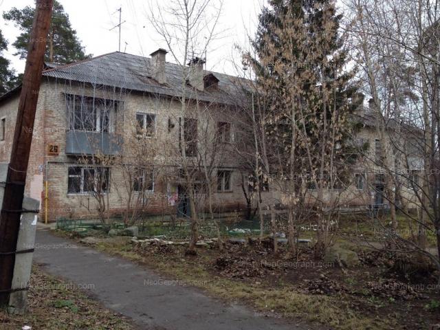 Адрес(а) на фотографии: Чердынская улица, 26, Екатеринбург