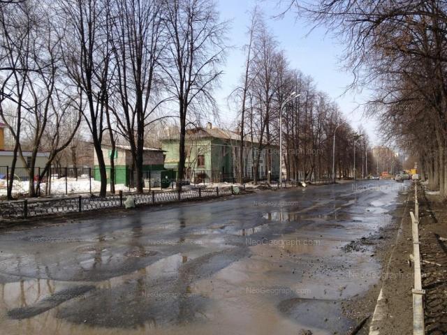 Адрес(а) на фотографии: улица Бабушкина, 15, Екатеринбург