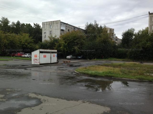 Адрес(а) на фотографии: улица Токарей, 56 к1, Екатеринбург