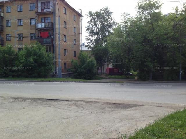 Адрес(а) на фотографии: улица 40-летия Октября, 4, 6, Екатеринбург