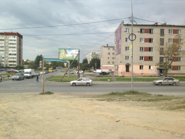 Адрес(а) на фотографии: Окружная улица, 2, 8, Екатеринбург
