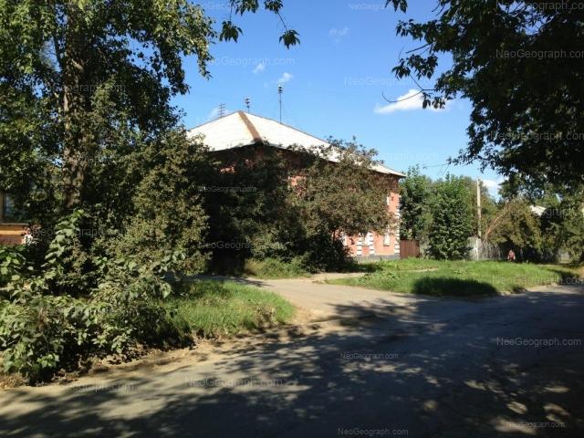 Адрес(а) на фотографии: Агрономическая улица, 54, Екатеринбург