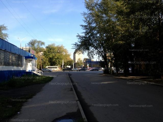 Адрес(а) на фотографии: Студенческая улица, 45, Екатеринбург